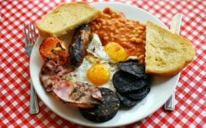 Full-on Full English